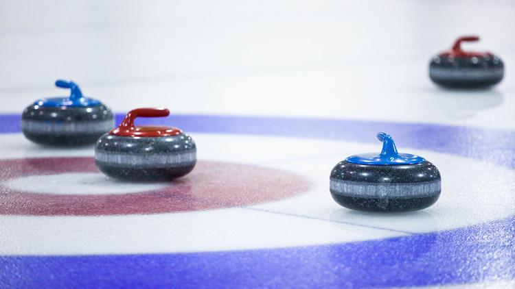 The Strange Asymmetry of Curling